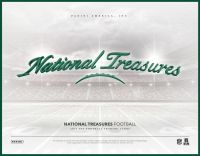 2015 National Treasures Football Random Division Box #1